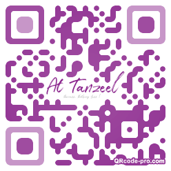 QR code with logo 2w4c0