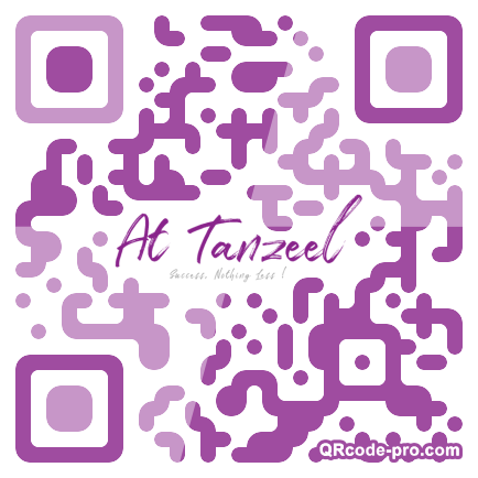 QR code with logo 2w4l0