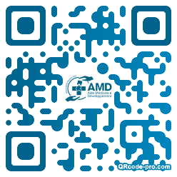 QR code with logo 2w790