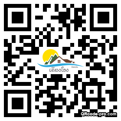 QR code with logo 2wBP0