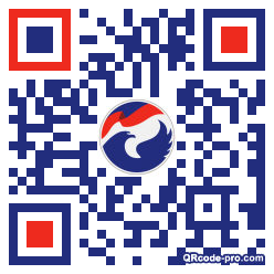 QR code with logo 2wEe0