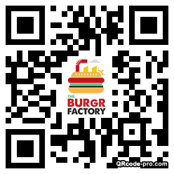 QR code with logo 2wP20