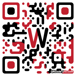 QR code with logo 2wP30