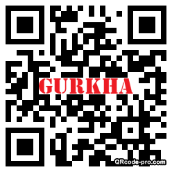 QR code with logo 2wP50