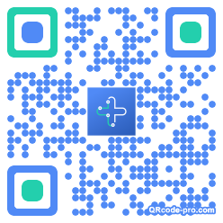 QR code with logo 2wPB0
