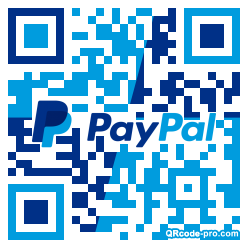 QR code with logo 2wPl0