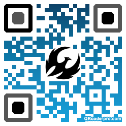 QR code with logo 2wPq0