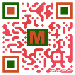 QR code with logo 2wQ70