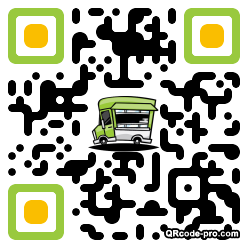 QR code with logo 2wQ90