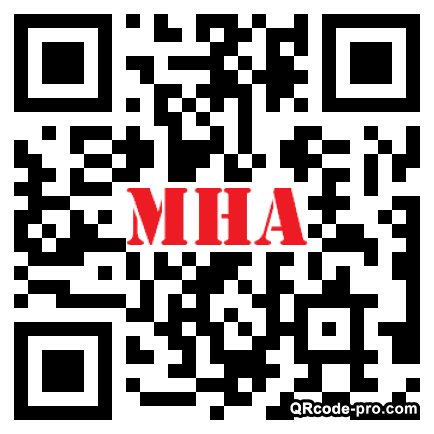 QR code with logo 2wSR0