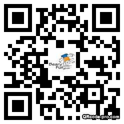 QR code with logo 2waD0