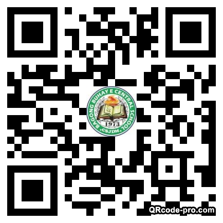 QR code with logo 2wd80