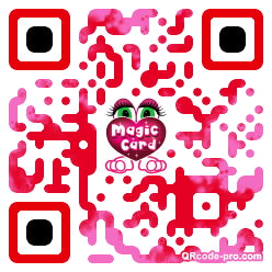 QR code with logo 2we30
