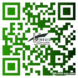 QR code with logo 2wi80