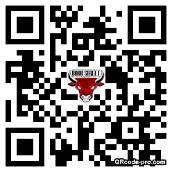 QR code with logo 2wks0