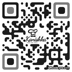 QR code with logo 2woz0
