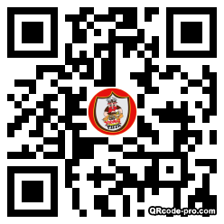 QR code with logo 2wrM0