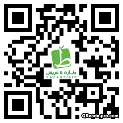QR code with logo 2wvq0