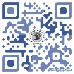 QR code with logo 2ww90