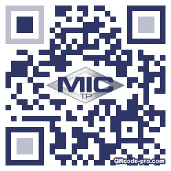 QR code with logo 2x1I0