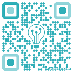 QR code with logo 2x1l0