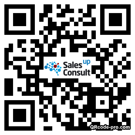 QR code with logo 2xBb0