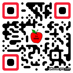 QR code with logo 2xCL0