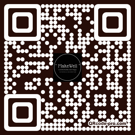 QR code with logo 2xS20