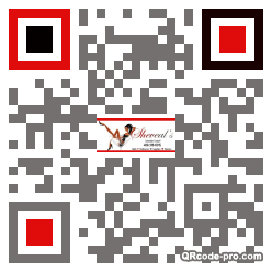 QR Code Design 2xVX0