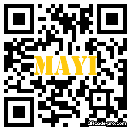 QR code with logo 2xWD0