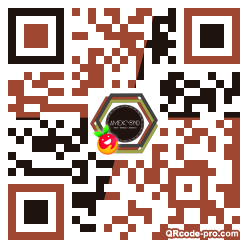QR code with logo 2xjx0