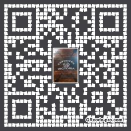 QR code with logo 2xu10