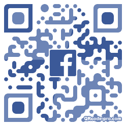 QR code with logo 2xuv0