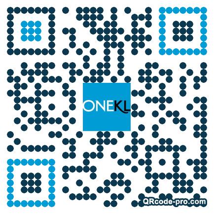 QR code with logo 2yBG0