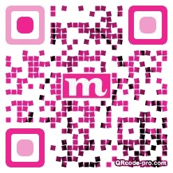 QR code with logo 2yN40