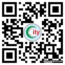 QR code with logo 2yTi0