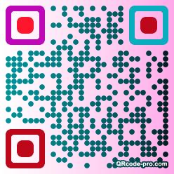 QR code with logo 2yib0