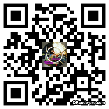 QR code with logo 2z290