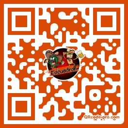 QR code with logo 2z4E0