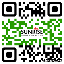 QR code with logo 2z5T0