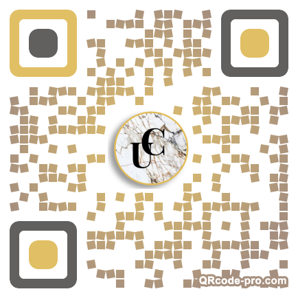 QR code with logo 2zFH0