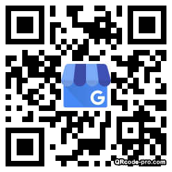 QR code with logo 2zHe0