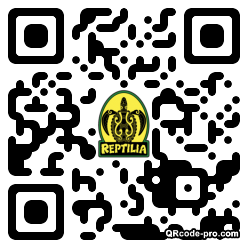 QR code with logo 2zK60