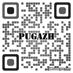 QR code with logo 2zMV0