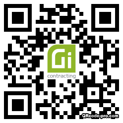 QR code with logo 2zf00
