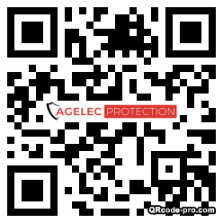 QR code with logo 2zf40