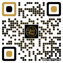 QR code with logo 2zhh0