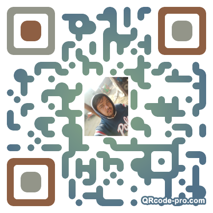 QR code with logo 2zl60