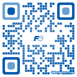 QR code with logo 300P0