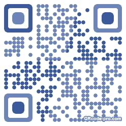QR code with logo 30160